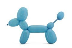 собака воздушного шара Стоковое Изображение RF