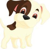 собака шаржа милая Стоковое Фото