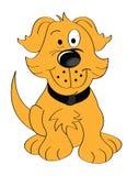 собака шаржа Стоковая Фотография