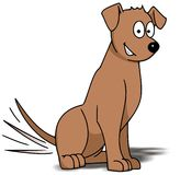 собака Бесплатная Иллюстрация