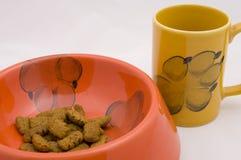 собаки обеда Стоковые Фото