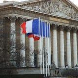 Соберите соотечественник в Париже, Франции стоковые фото