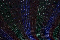 Собирательные потоки света Стоковое фото RF