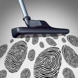 Собирать идентичность клиента иллюстрация вектора
