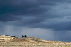 собирать шторм Стоковые Изображения RF