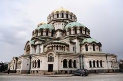 собор Александра nevsky Стоковая Фотография RF