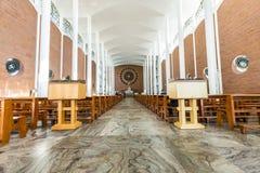 Собор апостола St Paul, Blumenau стоковое изображение