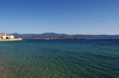 Собор Аяччо, Аяччо, Корсика, Corse du Юг, южная Корсика, Франция, Европа Стоковые Изображения