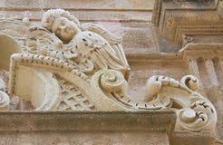 Собор базилики St Agata стоковое фото rf