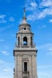 Собор башни Луго стоковая фотография