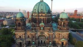 Собор Берлина Германия акции видеоматериалы
