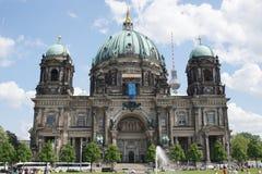 Собор, Берлин, Германия Стоковое Фото
