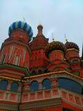 Собор благословленное Vasily стоковое фото