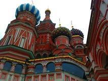 Собор благословленное Vasily стоковое изображение