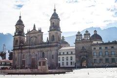 Собор Боготы Стоковые Изображения