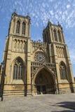 Собор Бристоля в Англии стоковые изображения