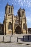 Собор Бристоля в Англии стоковое изображение rf
