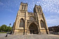 Собор Бристоля в Англии стоковые изображения rf