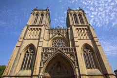 Собор Бристоля в Англии стоковое фото