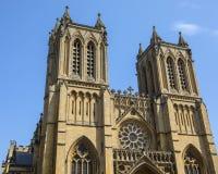 Собор Бристоля в Англии стоковые фотографии rf