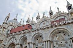 Собор Венеция Базилики di Сан Marco St Mark s Стоковое Фото