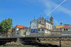 Собор в Порту Стоковая Фотография
