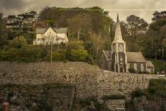 Собор в Cobh, Ирландии Стоковая Фотография