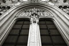 собор готский Стоковые Фото