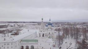 Собор Девственниц-рождества kremlin акции видеоматериалы