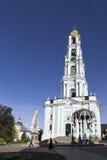 Собор девой марии в аббатстве sergei sam, Российской Федерации стоковые фото