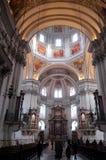 Собор Зальцбурга стоковые фото