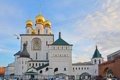 Собор значка Feodorovsky матери бога и городища в Санкт-Петербурге, России Стоковое Фото
