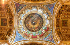 Собор Исаак святой, Петербург, Россия Стоковое Фото