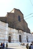 Собор Италия болонья стоковая фотография