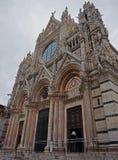 собор Италия siena Стоковые Фото
