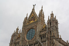 собор Италия siena Стоковое Изображение