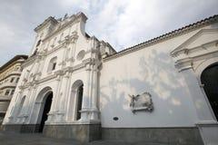 Собор Каракаса; Венесуэла стоковое изображение rf