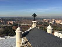 Собор Ла Almudena, Мадрида, Испании Стоковая Фотография RF