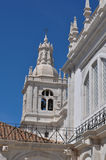 Собор Лиссабона, Португалии Стоковое Изображение
