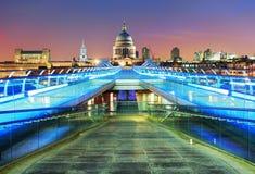 Собор Лондона St Paul, Великобритания стоковое изображение