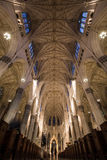 Собор Манхаттан ` s St. Patrick Стоковое Изображение RF