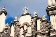 Собор Монтеррея Мексики Стоковая Фотография