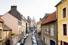 Собор Нотр-Дам в boulogne-sur-Mer Стоковые Фотографии RF