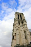 Собор Нотр-Дам, Париж, Франция Стоковое Изображение