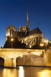 Собор Нотр-Дам, Париж стоковая фотография