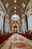 собор нутряной pietro san Стоковая Фотография
