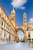 Собор Палермо римско-католическая епархия архиепископа Палермо, Ital Стоковое Фото