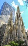 Собор Патрика святой Стоковое Изображение RF