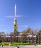 собор Паыль peter Стоковые Изображения RF