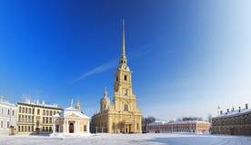 собор Паыль peter Стоковое Фото